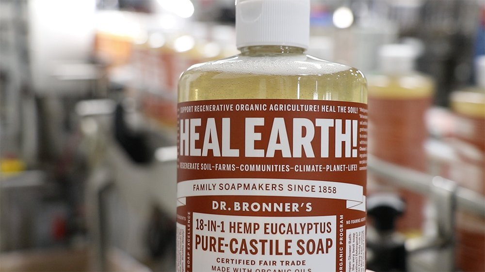 Dr Bronner All-One Soap