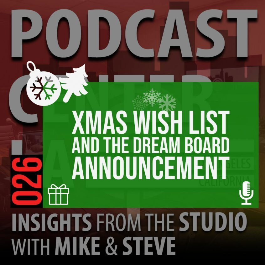Xmas Wish List